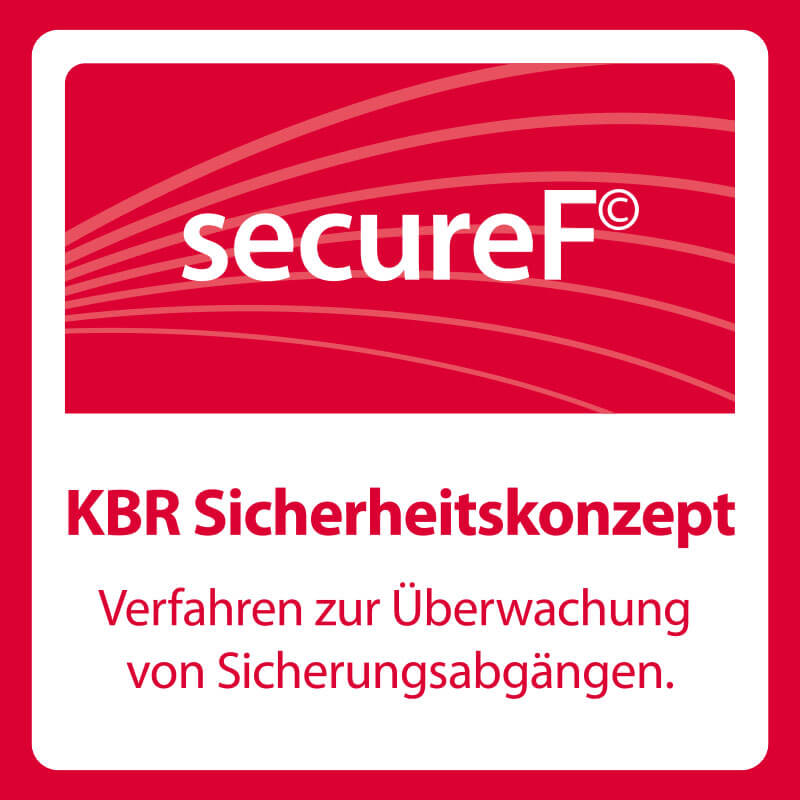 Galeriebild Sicherheit: Überwachen der Messstellen auf Funktion durch Sicherheitskonzept secureF | Energiemanagement Software visual energy