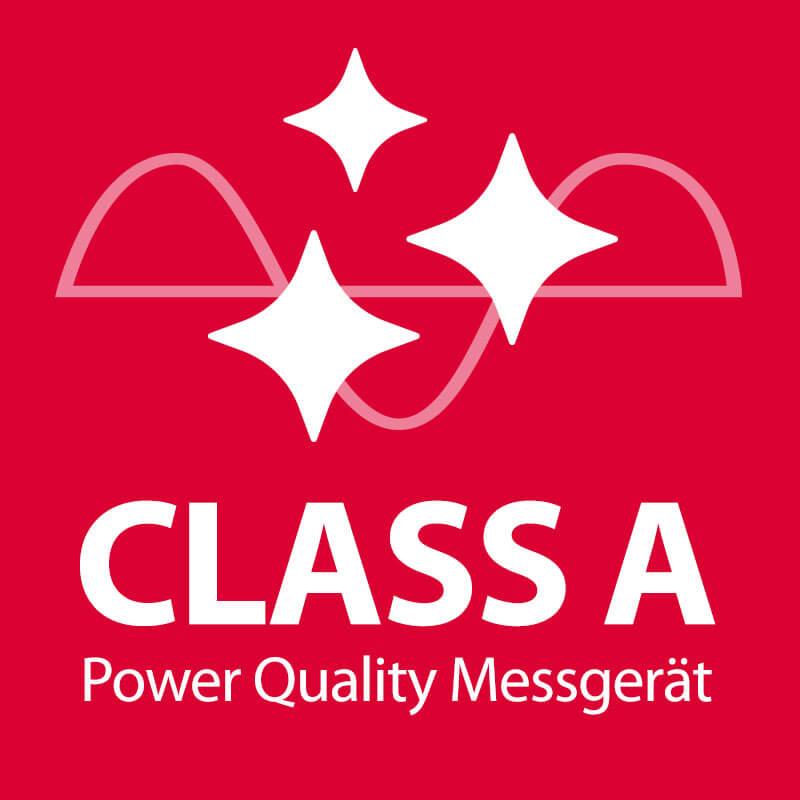 Galeriebild Sicherheit: Maximale Netzqualität mit multiwave und Klasse-A-Messgeräten | Energiemanagement Software visual energy