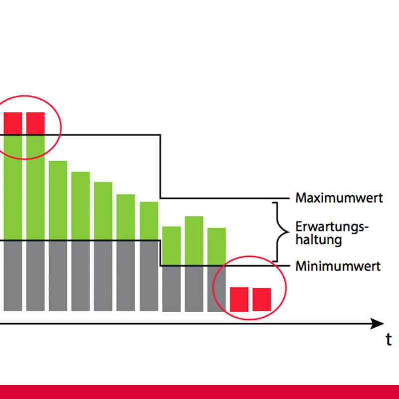 Galeriebild Sicherheit: Automatische Verbrauchsüberwachung | Energiemanagement Software visual energy